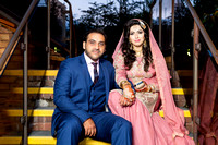 Burhan and Swera Wedding Photos--9